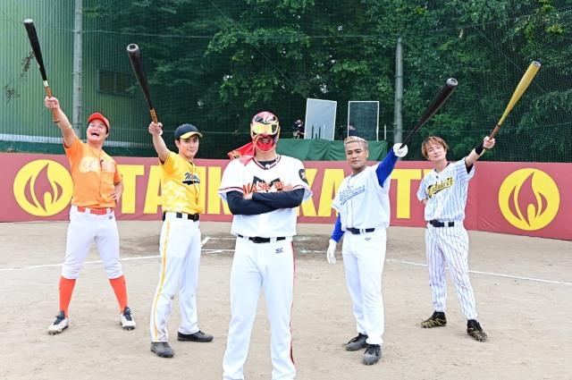 10日放送の『炎の体育会TVSP』(C)TBSの画像