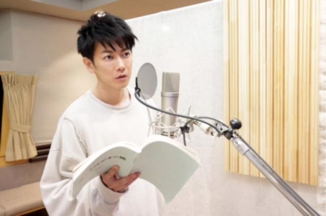 映画『竜とそばかすの姫』に出演する佐藤健(C)2021 スタジオ地図の画像