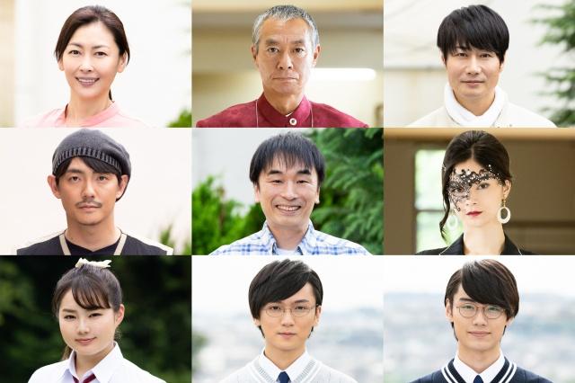 『ザ・ハイスクール ヒーローズ』の追加キャストたち (C)テレビ朝日の画像