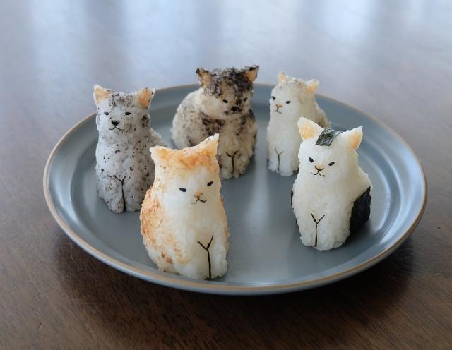 ニンゲンに心を許さない野良猫集団「やさぐれ会」 作・制作/おにぎり劇場の画像
