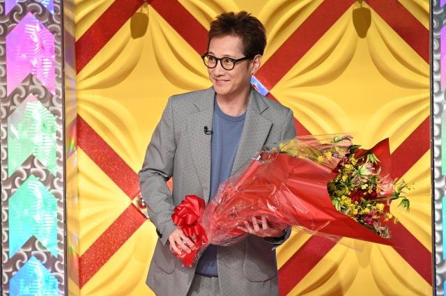 『1億人の大質問!? 笑ってコラえて!25周年記念!!3時間SP!』に出演する中居正広 (C)日本テレビの画像