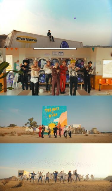 BTSの新曲「Permission to Dance」MVが公開に Photo by BIGHIT MUSICの画像