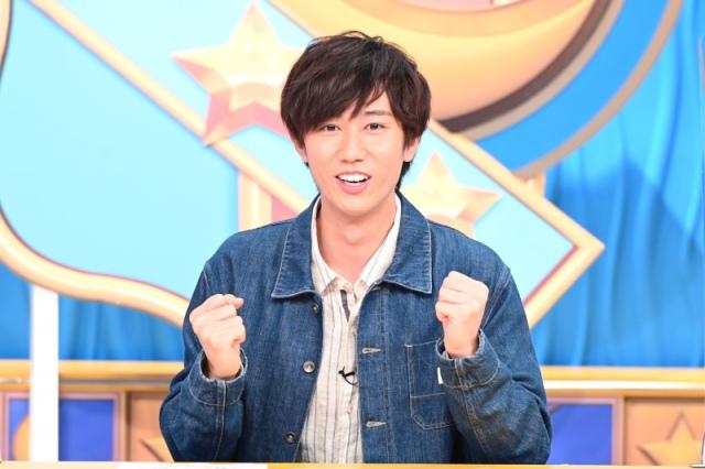 『快答!50面SHOW』に出演する阿部亮平 (C)TBSの画像