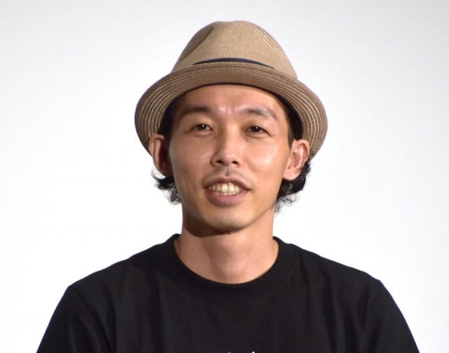 『100ワニ』封切りで胸中を語った上田慎一郎監督 (C)ORICON NewS inc.の画像
