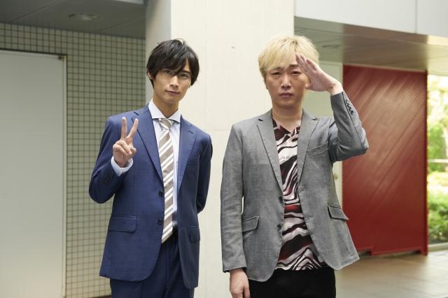 A.B.C-Zの新曲で橋本良亮(左)主演ドラマ『痴情の接吻』主題歌の作詞をスピードワゴン小沢が担当(C)ABCテレビの画像