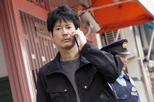 『ボイスII 110緊急指令室』第1話に出演した唐沢寿明 (C)日本テレビの画像