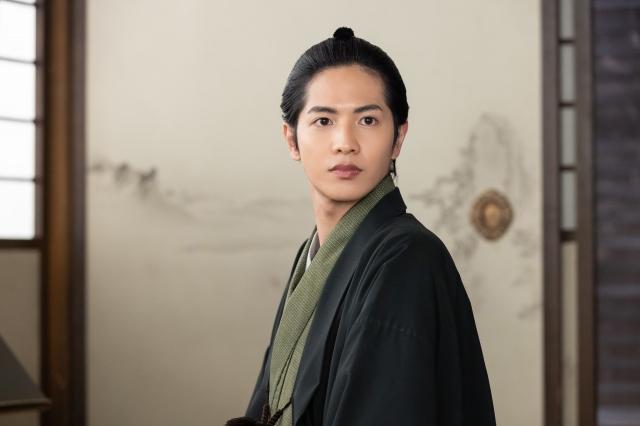 『青天を衝け』で杉浦愛蔵を演じている志尊淳(C)NHKの画像