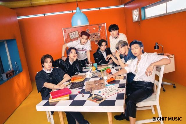 BTS(C)BIGHIT MUSICの画像