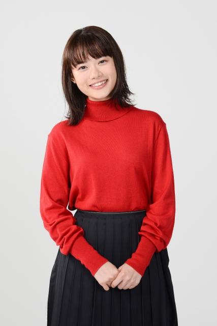 10月スタート『恋です!~ヤンキー君と白杖ガール~』に主演する杉咲花 (C)日本テレビの画像