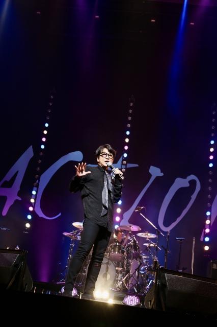 藤井フミヤ全国ツアー「ACTION」千秋楽公演(7月10日)よりの画像