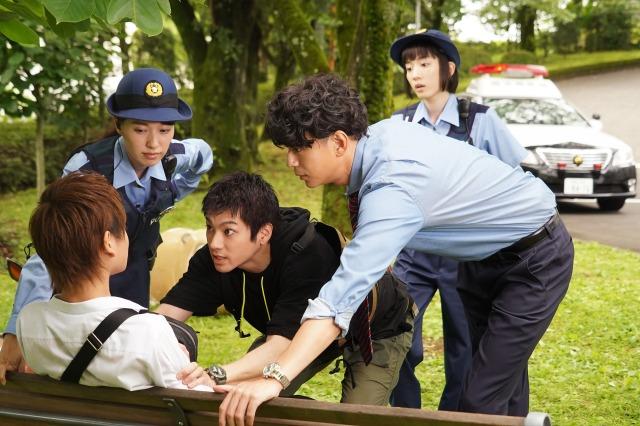 『ハコヅメ~たたかう!交番女子~』第2話場面写真 (C)日本テレビの画像