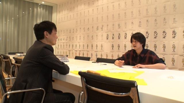 バゲットで『24時間テレビ44』高橋海人と水野学のチャリTシャツ舞台裏密着企画を放送 (C)日本テレビの画像