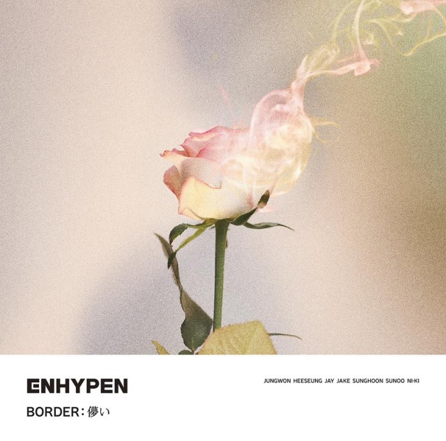 ENHYPEN「BORDER : 儚い(Given-Taken [Japanese Ver.])」(ユニバーサル ミュージック/7月6日発売)の画像