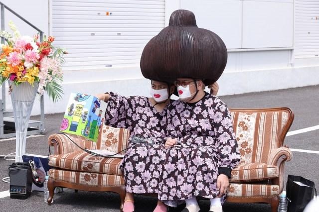 13日放送のバラエティー『火曜は全力!華大さんと千鳥くん』(C)カンテレの画像