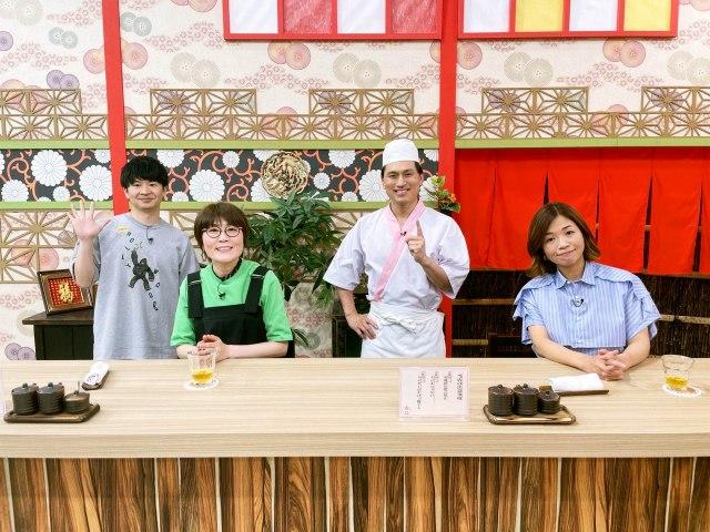 オアシズが『あちこちオードリー』に登場(C)テレビ東京の画像