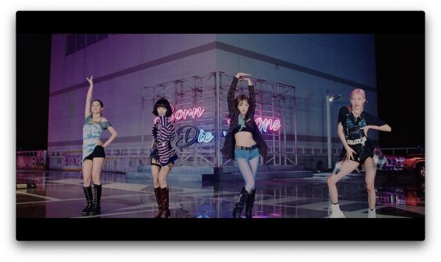BLACKPINK「Lovesick Girls -JP Ver.-」MVサムネイルの画像