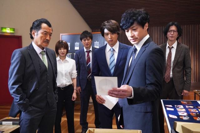テレビ朝日『刑事7人』第2話より (C)テレビ朝日の画像