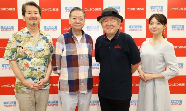 20日放送の特別番組『キリン一番搾りpresents 三木鶏郎とニッポン放送』(C)ニッポン放送の画像