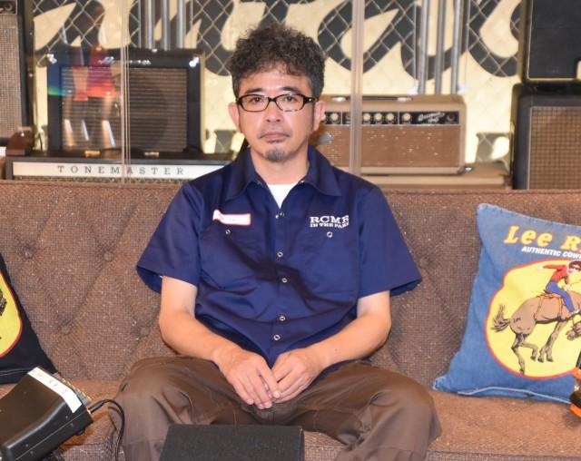 新曲の公開レコーディングを行った奥田民生(C)ORICON NewS inc.の画像
