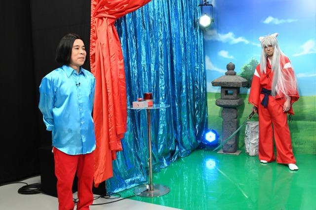 15日放送の『ぐるぐるナインティナイン』にジャニーズKが登場(C)日本テレビの画像