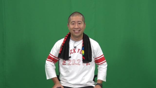 テレビ朝日の特番『フジロックSP』に出演するハライチの澤部佑 (C)テレビ朝日の画像