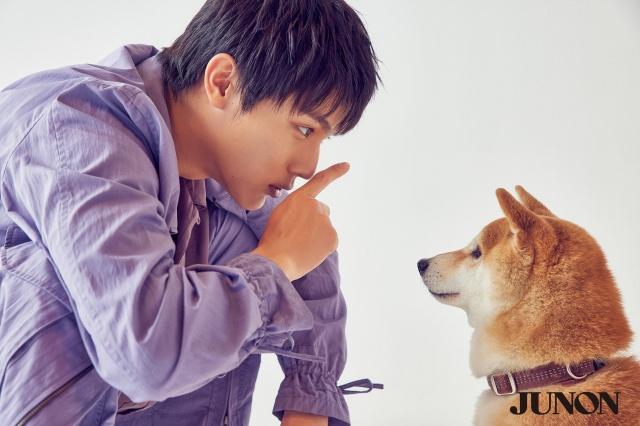 『JUNON』9月号に登場する中川大志の画像
