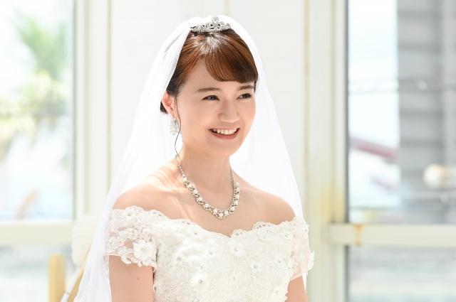 『イタイケに恋して』第4話に出演する尾崎由香 (C)読売テレビの画像