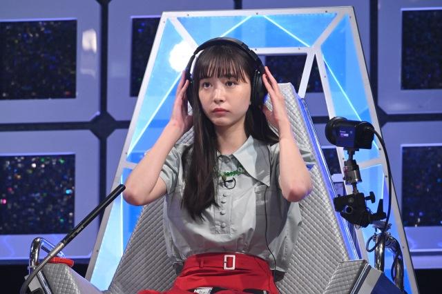 『ザ・タイムショック』に出演する井桁弘恵 (C)テレビ朝日の画像