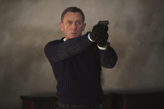 映画『007/ノー・タイム・トゥ・ダイ』日本では10月1日より劇場公開の画像