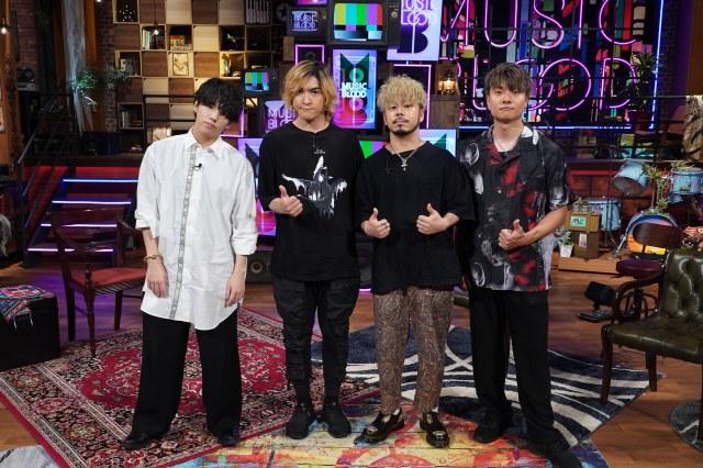 16日放送『MUSIC BLOOD』に出演するMY FIRST STORY (C)日本テレビの画像