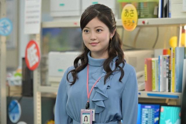 『おかえりモネ』で神野マリアンナ莉子を演じる今田美桜(C)NHKの画像