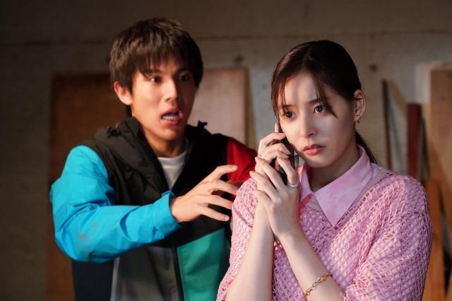 『ボクの殺意が恋をした』第3話に出演する(左から)中川大志、新木優子 (C)読売テレビの画像