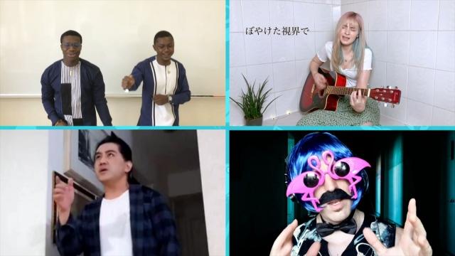 18日放送の『NHKのど自慢~世界中から歌声を~』より(C)NHKの画像