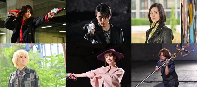 『テン・ゴーカイジャー』で新しい衣装となったゴーカイジャーたち(C)2021 東映ビデオ・東映AG・バンダイ・東映(C)石森プロ・東映の画像