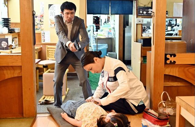 『TOKYO MER~走る緊急救命室~』第3話の場面カット (C)TBSの画像