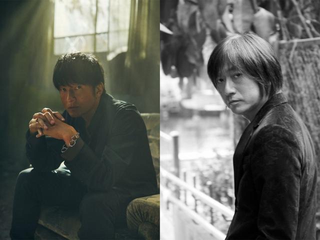 (左から)櫻井和寿、小林武史氏が中心となって結成されたBank Bandのベスト盤『沿志奏逢 4』発売決定の画像