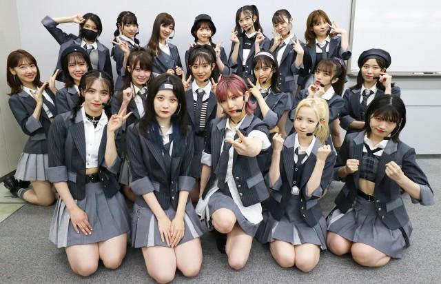 AKB48が1年半ぶりニューシングル「根も葉もRumor」を初披露(C)AKB48の画像