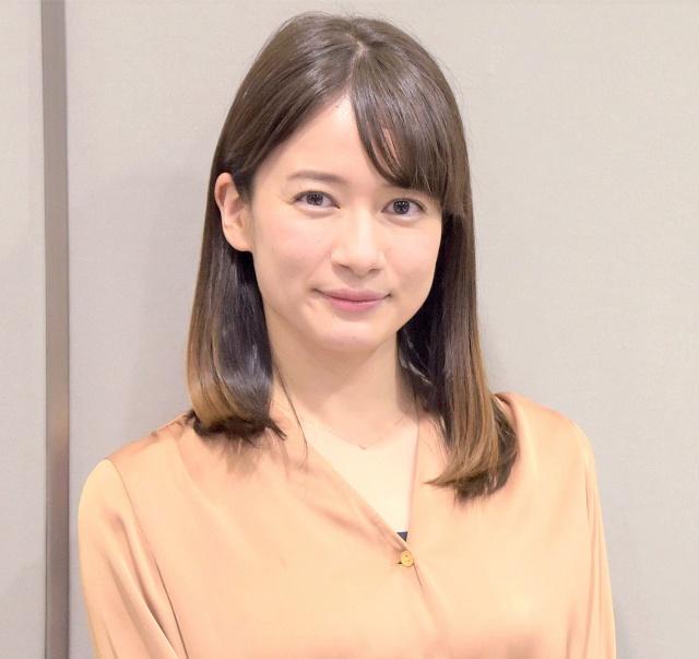 宇内梨沙アナウンサー (C)ORICON NewS inc.の画像
