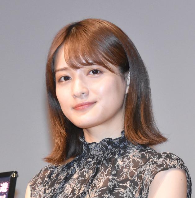 ヒロイン役は緊張と不安があったと明かした元欅坂46の織田奈那の画像