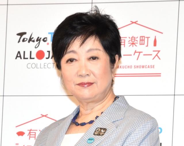 日本産業の魅力を世界に知ってもらいたいと期待を寄せた小池百合子東京都知事 (C)ORICON NewS inc.の画像
