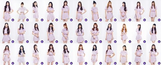 『Girls Planet 999:少女祭典』Jグループ(日本参加者)33人のプロフィール公開の画像