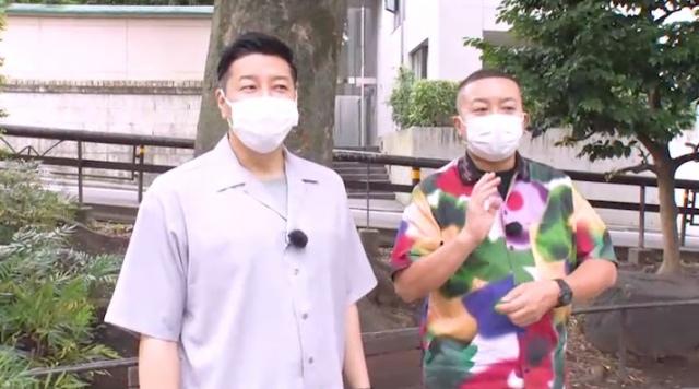 『幸せ!ボンビーガール』に出演するチョコレートプラネット (C)日本テレビの画像