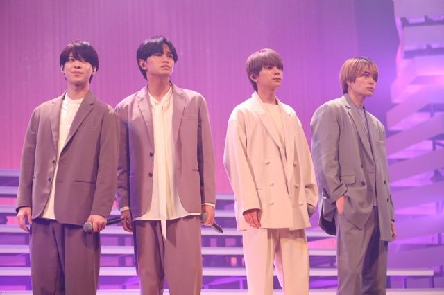 『れいわのへいわソング 2021』に出演したSexy Zone(C)NHKの画像
