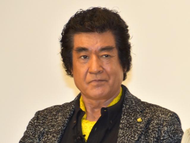 『仮面ライダー』功労者は怪人&ショッカーと語った藤岡弘、 (C)ORICON NewS inc.の画像