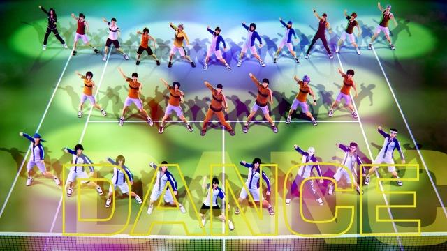 アニメ映画『リョーマ!The Prince of Tennis 新生劇場版テニスの王子様』の場面カット (C)許斐剛/集英社 (C)新生劇場版テニスの王子様製作委員会の画像