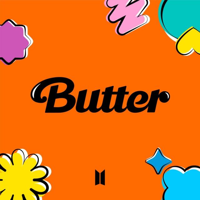 BTS『Butter』(BIGHIT MUSIC/7月13日発売) (C)BIGHIT MUSICの画像