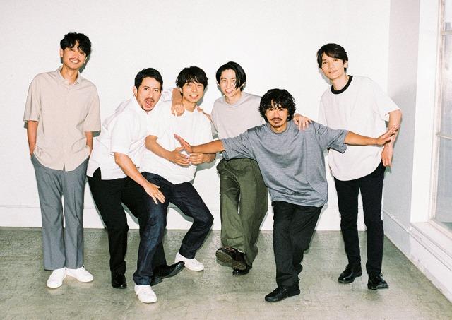 4年ぶりの全国ツアー開催&オリジナルアルバム『STEP』の発売を発表したV6の画像