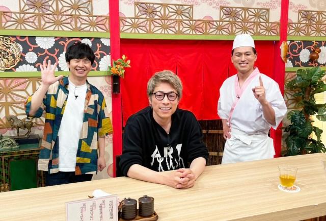 『あちこちオードリー』がギャラクシー賞(写真は6月2日放送の田村淳出演回)(C)テレビ東京の画像