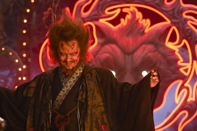 映画『妖怪大戦争 ガーディアンズ』(8月13日公開)隠神刑部を演じる大沢たかお (C)2021『妖怪大戦争』ガーディアンズの画像