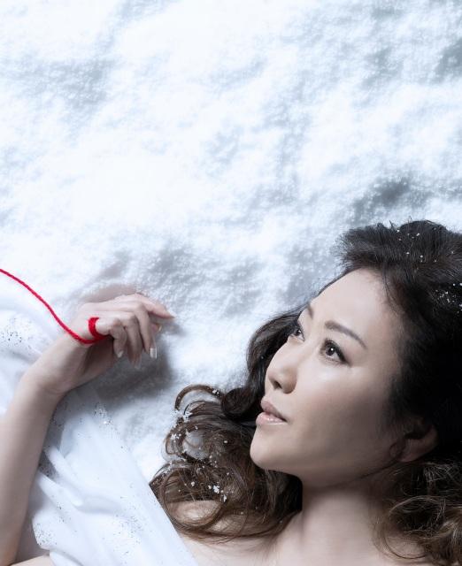 歌手活動を休止していた伍代夏子が前作を劇化した「歌謡劇 雪中相合傘―科白編―」をリリースの画像